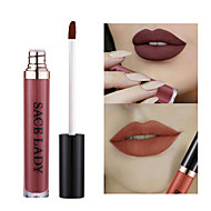 Lip Gloss Lipstick Matte Liquid Coloured gloss Moisture Anti-Wear Natural Waterproof 1