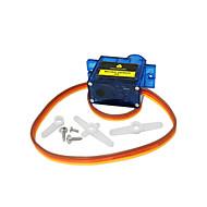 povoljno -1pcs keyestudio mini 9g servo motor 23 * 12.2 * 29mm plava za arduino robota