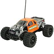Auto RC 9112M 27MHz Alta velocità 4WD Drift Car Passeggino SUV 1:18 15 KM / H