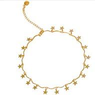 Жен. Ожерелья-бархатки Звезда Сплав На каждый день Мода Бижутерия Назначение Для вечеринок Для клуба