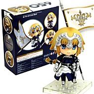 Anime Φιγούρες Εμπνευσμένη από Fate/stay night Saber 10 CM μοντέλο Παιχνίδια κούκλα παιχνιδιών