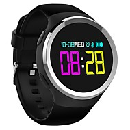 cheap -N69 for Android 4.4 Blood Pressure Measurement / Calories Burned / Built-in Bluetooth / APP Control Pulse Tracker / Pedometer / Call Reminder / Activity Tracker / Sleep Tracker / Sedentary Reminder