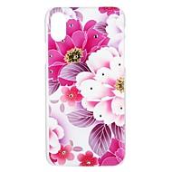 Недорогие Кейсы для iPhone 8-Кейс для Назначение Apple iPhone X iPhone 8 iPhone 8 Plus iPhone 6 iPhone 6 Plus iPhone 7 Plus iPhone 7 Стразы С узором Рельефный Кейс на