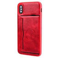Недорогие Кейсы для iPhone 8-Кейс для Назначение Apple iPhone X iPhone 8 Plus Бумажник для карт Кошелек со стендом Флип Магнитный С узором Чехол Бабочка Твердый Кожа