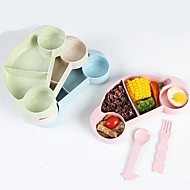 お買い得  世帯の大昇進-プラスチック サーバー&サラダボウル 食器類  -  高品質 22*12*2.5 0.05