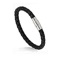 billige -Herre Dame Magnetisk Armbånd Simple Mode Armbånd Smykker Grøn / Blå / Lys pink Til Gave Daglig