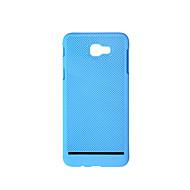 abordables Galaxy J3 Carcasas / Fundas-Funda Para Samsung Galaxy J7 Prime / J5 Prime Ultrafina Funda Trasera Un Color Dura ordenador personal para J7 Prime / J7 (2016) / J7