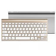 b.o.w hw086 teclado de oficina inalámbrico portátil