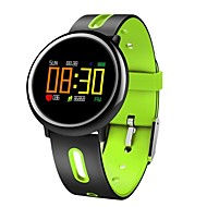 cheap -JSBP hb08 Smart Bracelet Smartwatch Android iOS Bluetooth APP Control Blood Pressure Measurement Time Display Works with iOS and Android system. Pulse Tracker Timer Pedometer Call Reminder Activity