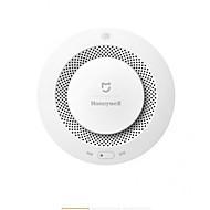 저렴한 -xiaomi mijia honeywell 화재 경보 감지기 가청 시각 연기 센서 원격 mihome 애플 리케이션 스마트 컨트롤