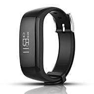 cheap -Smart Bracelet Calories Burned Pedometers Touch Sensor Call Reminder Pedometer Activity Tracker Timer Call Reminder Calendar Bluetooth4.0