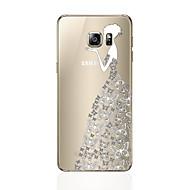 お買い得  新着 Samsung 用アクセサリー-ケース 用途 Samsung Galaxy S8 Plus / S8 パターン バックカバー セクシーレディ ソフト TPU のために S8 Plus / S8 / S7 edge