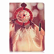 tok Για Apple iPad Air 2 iPad mini 4 Πορτοφόλι Θήκη καρτών με βάση στήριξης Πλήρης κάλυψη Φτερά Σκληρή PU Δέρμα για iPad 9.7 (2017) iPad