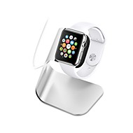 Apple Watch Stand mit Adapter Aluminium Tisch