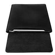 お買い得  MacBook 用ケース/バッグ/スリーブ-MacBook ケース / スリーブ ソリッドカラー 純色 PUレザー のために MacBook Air 11インチ