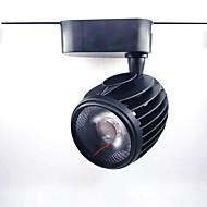voordelige LED-raillampen-1pc 40W 1 LEDs Gemakkelijk te installeren Raillampen Warm wit Natuurlijk wit Wit AC 86-220