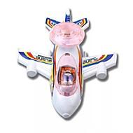 preiswerte Spielzeuge & Spiele-LED - Beleuchtung Modellbausätze Flugzeug Spielzeuge Ebene Nautisch Schein Beleuchtung Weicher Kunststoff Kinder Stücke