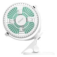 preiswerte USB Geräte-orico uf2 usb fan mini elektrischer fan mit schlüsselschalter winkel einstellbar - weiß