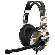 halpa -EDIFIER G10 Headband Johto Kuulokkeet Dynaaminen Muovi Gaming Kuuloke Mikrofonilla kuulokkeet