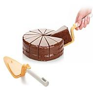 베이킹 & 패스트리 도구 피자 빵 초콜릿에 대한 케이크에 대한 사탕을위한 플라스틱 베이킹 도구 생일 DIY