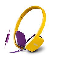 halpa -EDIFIER H640P Headband Johto Kuulokkeet Dynaaminen Metalli Gaming Kuuloke Mikrofonilla kuulokkeet