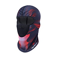 お買い得  -射撃バイクのフェイスマスク通気性のオートバイの塵マスクの頭蓋骨のモトバラクラバの太陽保護マスクファッションヘルメットフード