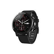 """Недорогие Смарт-электроника-xiaomi huami amazfit 2 smartwatch gps монитор частоты сердечных сокращений 512mb / 4gb водонепроницаемый 1.34 """"2.5d экран спортивные часы chiness версия"""