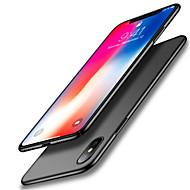 お買い得  -ケース 用途 Apple iPhone X 耐衝撃 超薄型 純色 ソフト のために