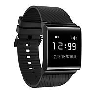 Недорогие Браслеты и трекеры для активного образа жизни-X9 PLUS Смарт Часы iOS Android Пульсомер IP67 Водонепроницаемый Педометры Отслеживание сна Измерение кровяного давления Анти-потерянный