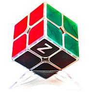 お買い得  -ルービックキューブ z-cube ルミナスグローキューブ 2*2*2 スムーズなスピードキューブ マジックキューブ パズルキューブ ストレスや不安の救済 オフィスデスクのおもちゃ 夜光計 夜光 子供用 おもちゃ 男女兼用 ギフト