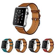 ieftine Accesorii Ceas Apple-Uita-Band pentru Apple Watch Series 4/3/2/1 Apple Curea din piele Piele Autentică Curea de Încheietură