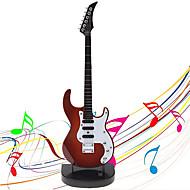 tanie Klasyczne zabawki-Music Box Mini gitara Oyuncak Müzik Aleti Gitara Zvuk Dla dzieci 1pcs