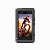 お買い得  -ケース 用途 Sony Xperia XZ1 水/汚れ/ショックプルーフ フルボディーケース 純色 ハード メタル のために Sony Xperia XZ1