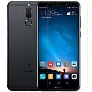お買い得  スクリーンプロテクター-Nillkin スクリーンプロテクター のために Huawei Mate 10 lite 強化ガラス / PET 2 PCS フロント&カメラレンズプロテクター ハイディフィニション(HD) / 硬度9H / 2.5Dラウンドカットエッジ