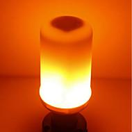 お買い得  LED コーン型電球-SENCART 1個 5 W 700 lm E26 / E27 LEDコーン型電球 T 99 LEDビーズ SMD 2835 装飾用 / フレームのちらつき 温白色 85-265 V / RoHs