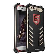 お買い得  携帯電話ケース-ケース 用途 Huawei P10 Plus / P10 耐衝撃 バックカバー 鎧 ハード メタル のために P10 Plus / P10