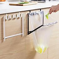 abordables Organización de encimera y pared-1pc Repisas y Soportes Acero Inoxidable Cocina creativa Gadget Organización de cocina