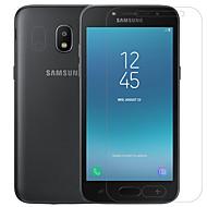 お買い得  Samsung 用スクリーンプロテクター-スクリーンプロテクター Samsung Galaxy のために J2 PRO 2018 PET 2 PCS フロント&カメラレンズプロテクター アンチグレア 指紋防止 傷防止 マット 超薄型