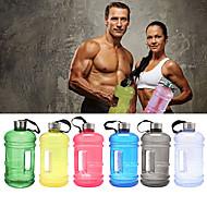 voordelige Fiets- & Wielrenaccessoires-Bidons Informeel Fitness Multifunctionele Kunststoffen - 1 Zwart Donkerblauw Hemelsblauw Rood Groen