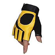 반 손가락 남여 공용 오토바이 장갑 우레탄 착용 가능한 미끄럼 방지 통기성