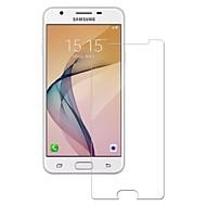 Недорогие Защитные пленки для Samsung-Защитная плёнка для экрана Samsung Galaxy для J7 (2017) Закаленное стекло 1 ед. Защитная пленка для экрана Защита от царапин