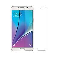Недорогие Чехлы и кейсы для Galaxy S-Защитная плёнка для экрана Samsung Galaxy для S7 Закаленное стекло 1 ед. Защитная пленка для экрана Защита от царапин 2.5D закругленные