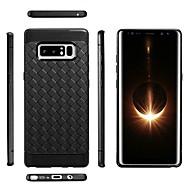 Недорогие Чехлы и кейсы для Galaxy Note-Кейс для Назначение SSamsung Galaxy Note 8 Защита от удара Кейс на заднюю панель Геометрический рисунок Мягкий ТПУ для Note 8