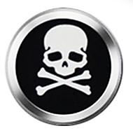 abordables Cadenas de Adorno para Móvil-Adhesivo para Botón Cristal / Estilo Rhinestone / Metal / Enchapado / Flor seca Metal iPhone 8 Plus / 7 Plus / 6S Plus / 6 Plus