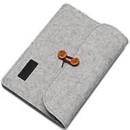 お買い得  MacBook 用ケース/バッグ/スリーブ-アクセサリー収納バッグ のために ソリッド 繊維 MacBook Pro 13インチ
