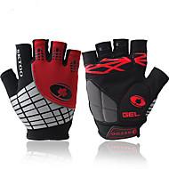 voordelige Fiets- & Wielrenaccessoires-Activiteit/Sport Handschoenen Fietshandschoenen Anti-slip Draagbaar Ademend Anti-schok Wanten Katoen Nylon Fietsen / Fietsen