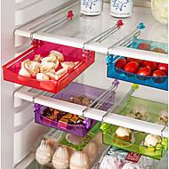 abordables Organización de encimera y pared-1 juego Repisas y Soportes Plástico Cocina creativa Gadget Organización de cocina