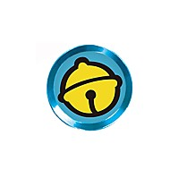 billige Vedhæng til mobiltelefoner-Knapklistermærker Crystal / Rhinestone Style Metal iPhone 8 Plus / 7 Plus / 6S Plus / 6 Plus