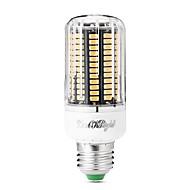お買い得  LED コーン型電球-YouOKLight 1個 8W 640lm E26 / E27 LEDコーン型電球 T 136 LEDビーズ SMD 5733 装飾用 温白色 110-130V