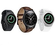 Недорогие Часы для Samsung-Ремешок для часов для Gear S2 Classic Samsung Galaxy Кожаный ремешок Кожа Повязка на запястье